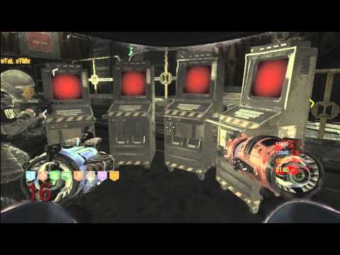 COD Black Ops Zombies Moon Cryogenic Slumber Party And Big Bang Theory Easter Egg Final