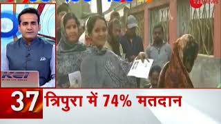 Tripura Assembly elections 2018: 74% vote recorded till 4 pm - ZEENEWS