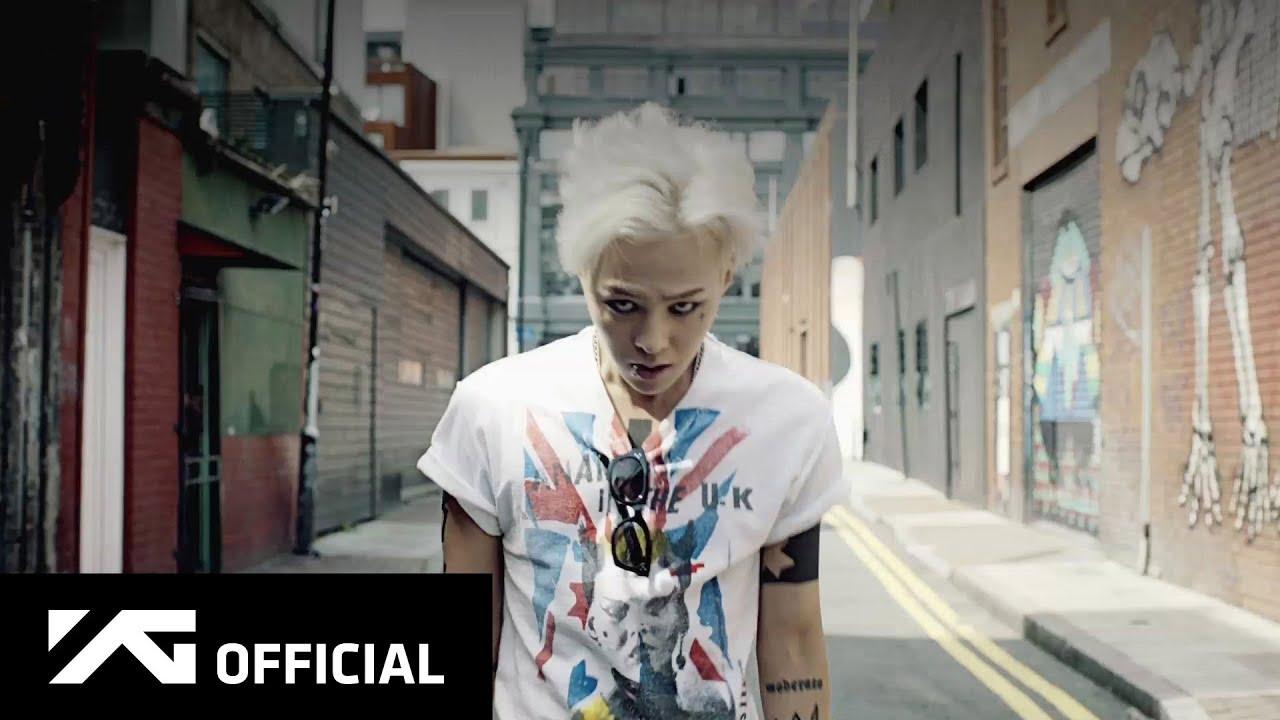 G-Dragon – Crooked
