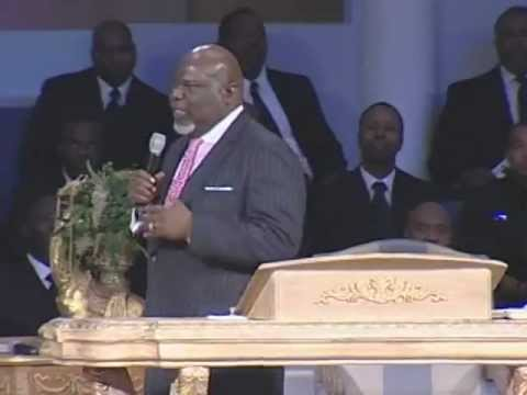 Bishop TD Jakes - Saved By A Sacrifice | St. Peter's Church & World Outreach Center