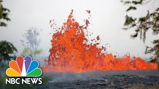 Lava Bombs, Lava Haze, Volcanic Smog: What Are They And What Do They Look Like? | NBC News - NBCNEWS