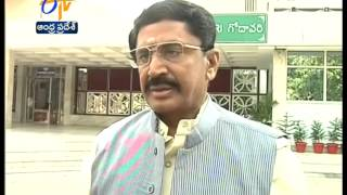 Cyclone Hudhud Aftermath: MP MuraliMohan Lauds The Donors For Spontaneous Reaction - ETV2INDIA