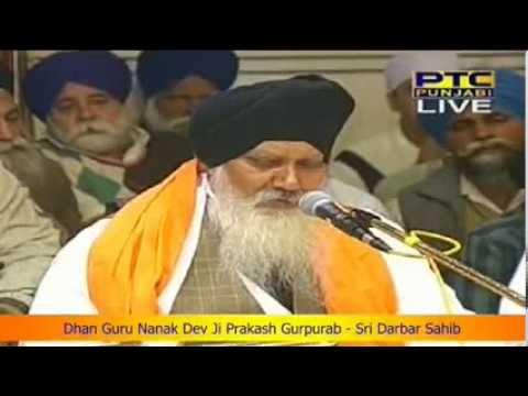 Guru Nanak Dev Ji Prakash Gurpurab Keertan - Sri Darbar Sahib, Bhai Balwinder Singh Ji Rangila