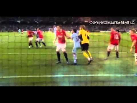 Vincent Kompany - Destroyer Goal vs Manchester United