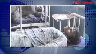 video : लैंटर डालते समय शटरिंग गिरने से सात मजदूर घायल