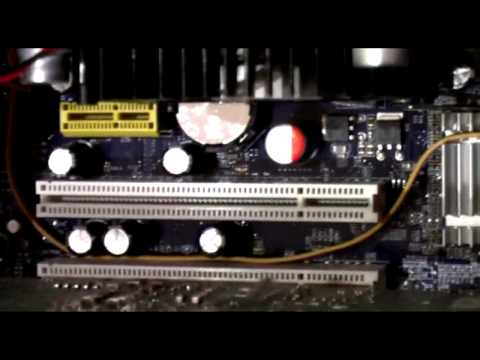 How To Install a Firewire Card (Video Quality Test)