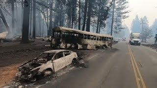 The Debrief: California wildfires, Trump in Paris, midterm recounts | ABC News - ABCNEWS