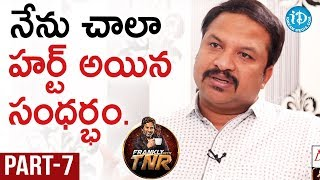 RP Patnaik Exclusive Interview Part #7 | Frankly With TNR | Talking Movies With iDream - IDREAMMOVIES