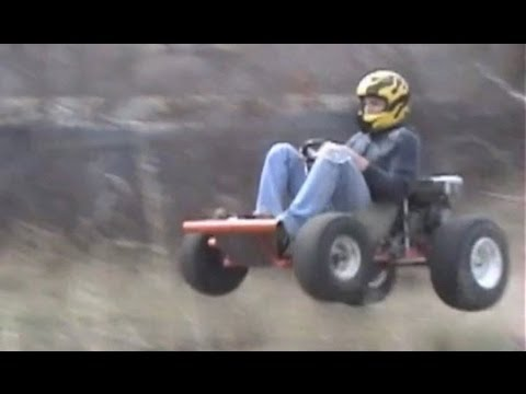 Homemade Go Karts And Mini Bikes