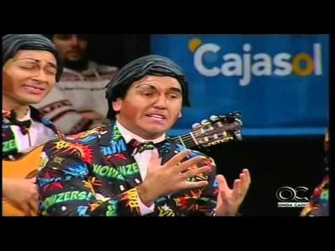 Sesión de Preliminares, la agrupación Esto pa ti pa mi actúa hoy en la modalidad de Chirigotas.