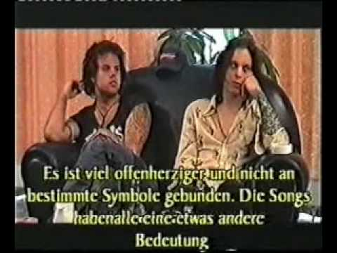 Interview with Ville and Mige by Sonic Seducer 2001