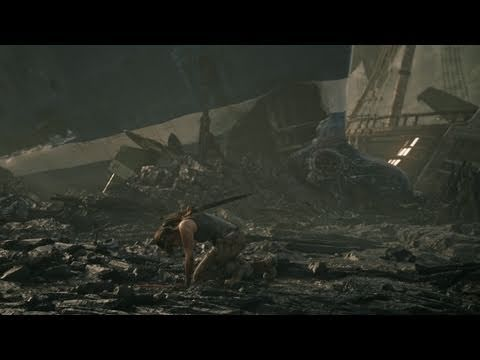 "Tomb Raider ""Turning Point"" Debut Trailer [US Version]"
