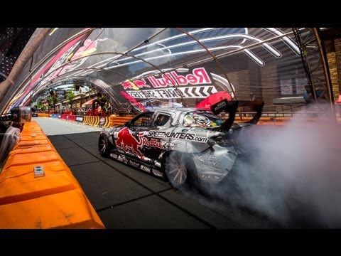 Red Bull Drift Shifters 2012 New Zealand