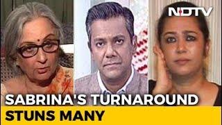Release Of Jessica Lall's Killer: Sabrina Lall Vs Neelam Katara - NDTV