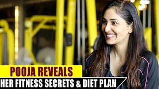 Pooja Chopra On Fitness Secret, Diet Plan, Routine Exercises, Babloo bachelor & Sharman Joshi - HUNGAMA