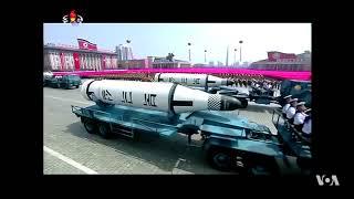 Tense US-North Korea Standoff Slowly Escalating - VOAVIDEO
