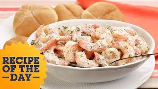 Recipe of the Day: Ina's Roasted Shrimp Salad | Food Network - FOODNETWORKTV