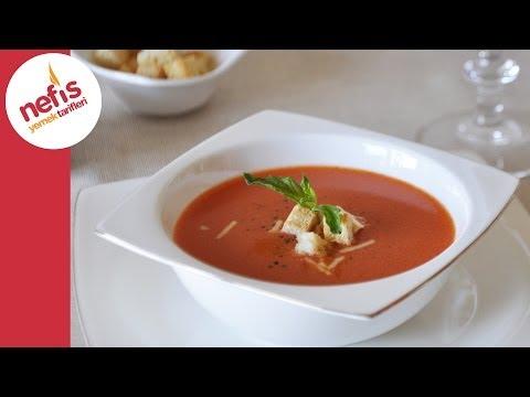 Domates Çorbası Tarifi | Nefis Yemek Tarifleri