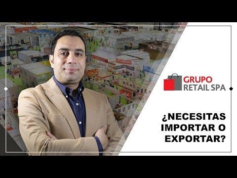 Grupo Retail Spa: Externalización del área comercial internacional