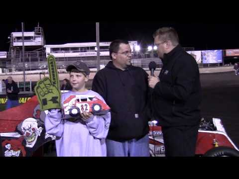 Charlie Brown Mod Lite Feature winner 06/01/13