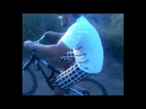 dando o grau de bike em feira grande alagoas