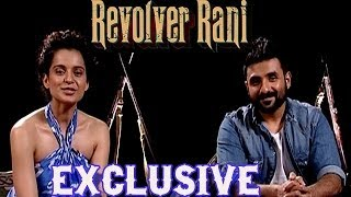 Revolver Rani : Kangna Ranaut and Vir Das Interview Promo