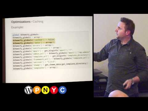 Coding for the Masses (Advanced WordPress theme + framework Development) - Darcy Clarke