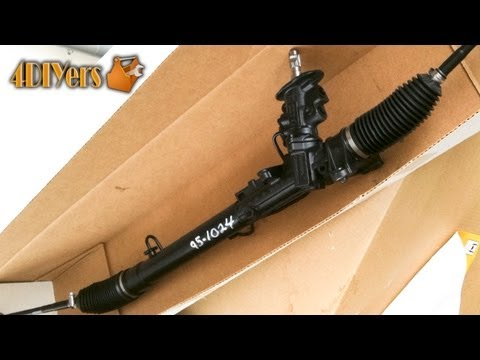 DIY: Volkswagen MKIV Power Steering Rack Replacement