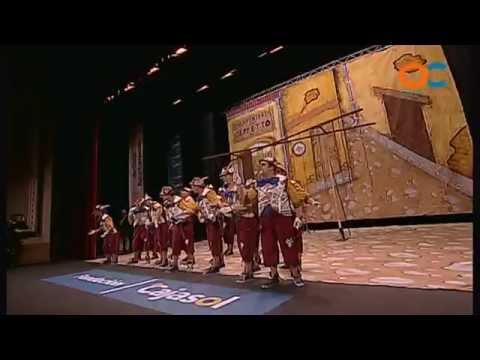 La agrupación De corazón verdadero llega al COAC 2015 en la modalidad de Comparsas. En años anteriores (2014) concursaron en el Teatro Falla como El cuentacuento, consiguiendo una clasificación en el concurso de Preliminares.