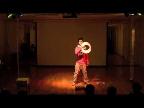 Komei @ Heso Revolution 2012 