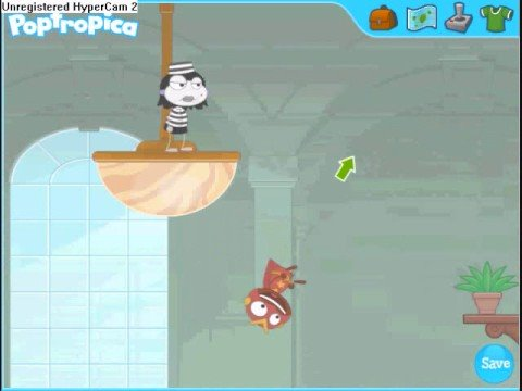 how to defeat copy cat on poptropica