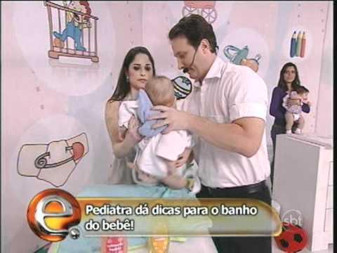 Cuidados com bebês recém-nascidos (parte1)