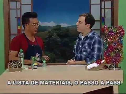 ARTE BRASIL - MAMIKO YAMASHITA E BRUNO KAZARI (14/03/2012)