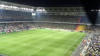 Fenerbahçe videoları - Fenerbahce - Paok (TARAFTAR) MÜTIS HD