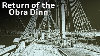 Return Of The Obra Dinn: A stylish mystery - PCWORLDVIDEOS