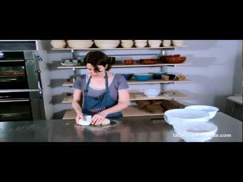 El amasado bola en La cocina de Babette