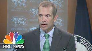 US Demands Iran Free 'Unjustly Detained' Americans   NBC News - NBCNEWS