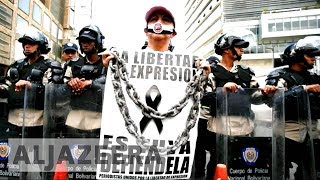 Venezuelan opposition strike ends in protests - ALJAZEERAENGLISH