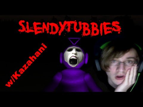 Chety plays SlendyTubbies w/Kazahani