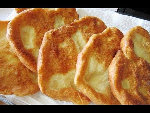 Fried Crispy Bread خبز مقلي مقرمش (خبز مكسب) نان ساجي