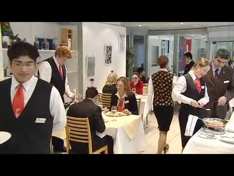 World-wide careers in hotel management