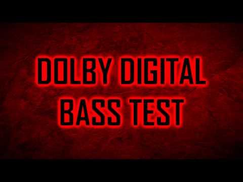 Dolby Digital Bass Test Song (=HD)
