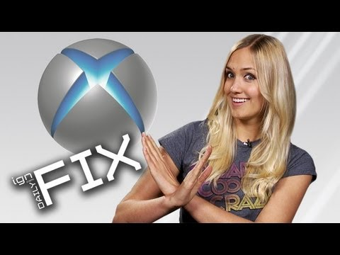 Xbox 720 Chip Trouble & Mass Effect 3 on Wii U! - IGN Daily Fix 09.07.12