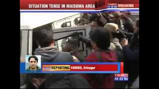 Separatist leader Yasin Malik arrested - TIMESNOWONLINE