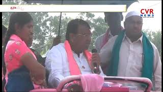TRS Candidate Pocharam Srinivas Reddy Election Campaign in Banswada | CVR News - CVRNEWSOFFICIAL
