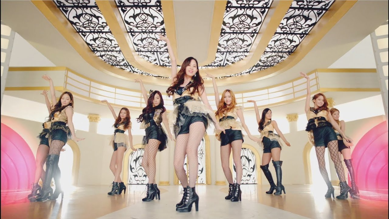 Girls' Generation (SNSD)- My Oh My