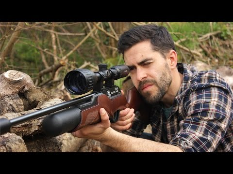 New Bushcraft Campsite Permission and Airgun Shooting