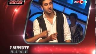 Top 3 Bollywood News in 1 minute - 04-03-13