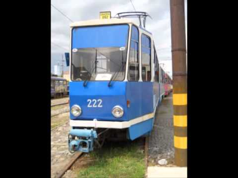 Tramvaie Oradea new 001.wmv