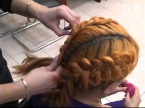 Видеоуроки плетения французских кос